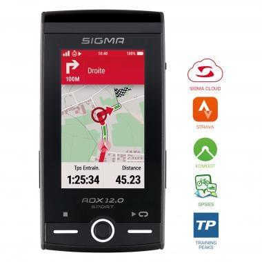GPS SIGMA ROX 12.0 SET Gris