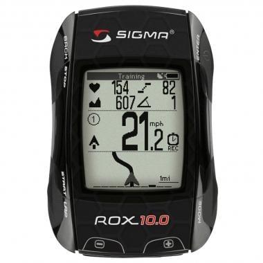 GPS SIGMA ROX 10.0 SET Preto
