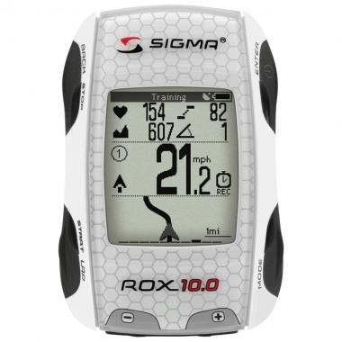 GPS SIGMA ROX 10.0 BASIC Bianco