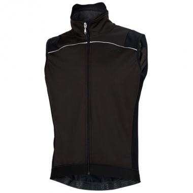 NALINI ROAD WARM Vest Black/Yellow 2016