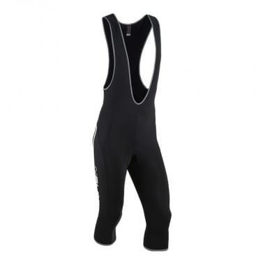 Pantaloni 3/4 con Bretelle NALINI CLASSICA WARM BERMUDA Nero