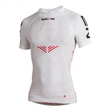 T-Shirt NALINI PP SEAMLESS Manches Courtes Blanc 2016