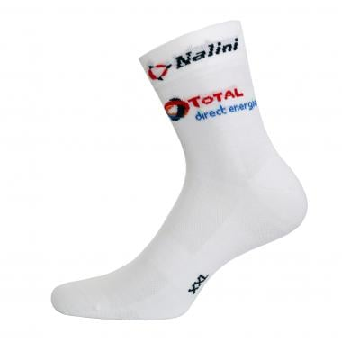 Chaussettes NALINI DIRECT ENERGIE Blanc 2019