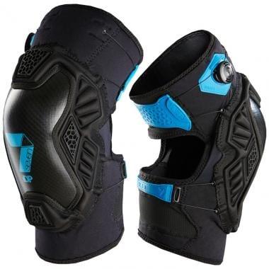 SEVEN TACTIC Knee Guards Black/Blue 2016