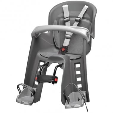 Cadeira Porta-Bebé POLISPORT BILBY JUNIOR Fixação dianteira Cinzento