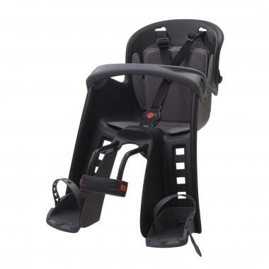 Cadeira de Bebé POLISPORT BILBY JUNIOR Fixação Dianteira Preto/Cinzento