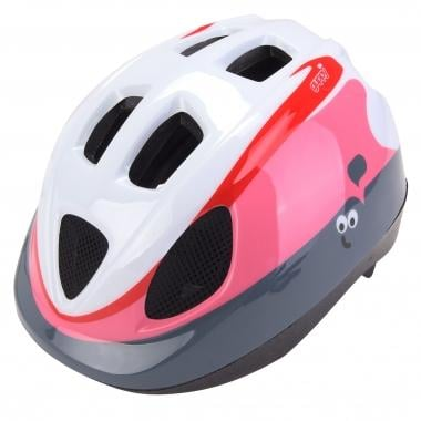 Casque POLISPORT GUPPY KIDS Enfant Blanc/Rose