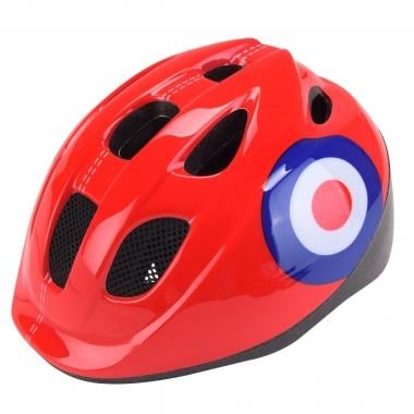 Casque POLISPORT JUNIOR Enfant Rouge