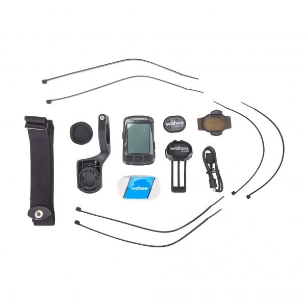 WAHOO ELEMNT BOLT GPS (TICKR Chest Strap + RPM Speed Cadence Sensors ... 9be2972710