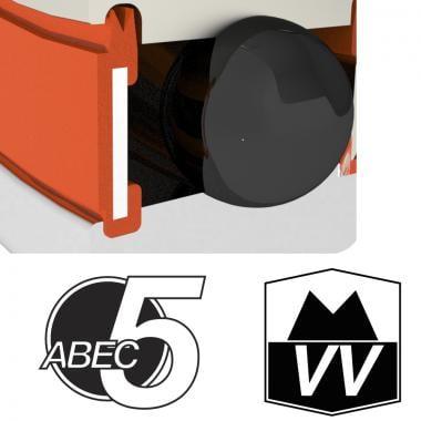 Roulement ENDURO BEARINGS ABEC5 61808-2RS-VV (40 x 52 x 7 mm)