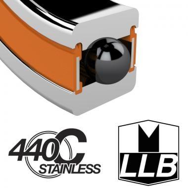 Roulement ENDURO BEARINGS ABEC3 S6805-2RS-LLB (25 x 37 x 7 mm)