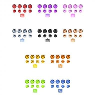 Kit de Visserie + Etiquette pour Selle MORGAW