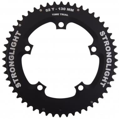 Plateau Extérieur STRONGLIGHT ALU 7075 TIME TRIAL Type S 130 mm 9/10V