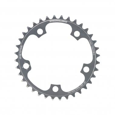 Plateau Intérieur STRONGLIGHT ALU 7075 Campagnolo Type B 110 mm 9/10V
