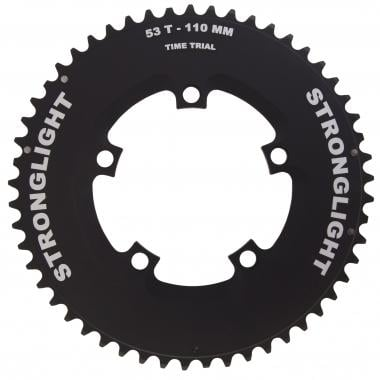 Plateau Extérieur STRONGLIGHT ALU 7075 TIME TRIAL Type S 110 mm 9/10V