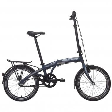 Bicicleta plegable KROSS FLEX 3.0 Azul