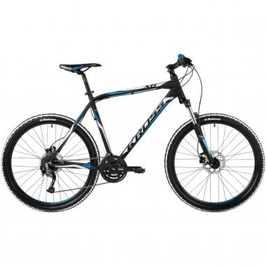 "Mountain Bike KROSS HEXAGON X6 26"" Negro/Blanco/Azul 2015"