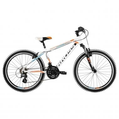 "Mountain Bike KROSS LEVEL REPLICA 24"" Blanco"