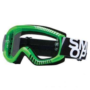 SMITH OPTICS FUEL V.1 Goggles Green Clear Lens