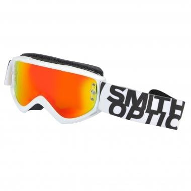 Máscara SMITH OPTICS FUEL V.1 MAX M Branco Ecrã Espelhado