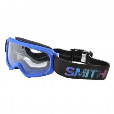 Masque SMITH OPTICS GAMBLER MX Enfant Bleu Écran Clear