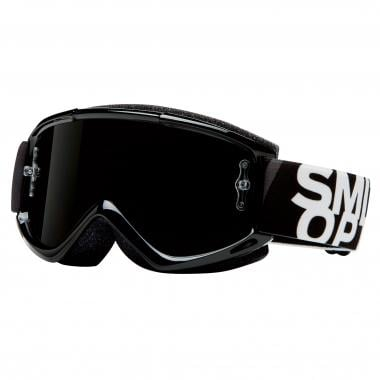 Maschera SMITH OPTICS FUEL V.1 MAX M Nero Lente Specchio