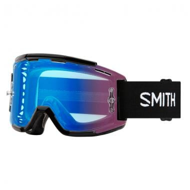 Masque SMITH SQUAD MTB Noir Écran Chromapop Rose 2020