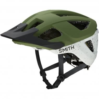 Casque VTT SMITH SESSION MIPS Vert/Blanc/Noir