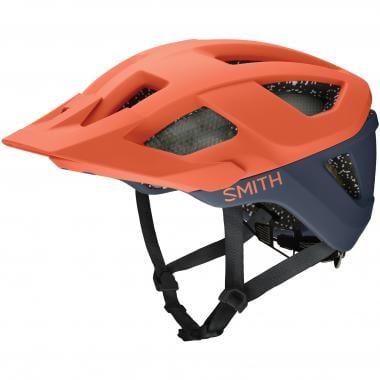 Casque VTT SMITH SESSION MIPS Orange/Bleu