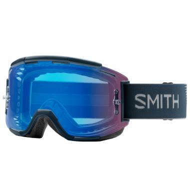 Masque SMITH SQUAD MTB Bleu Écran Chromapop