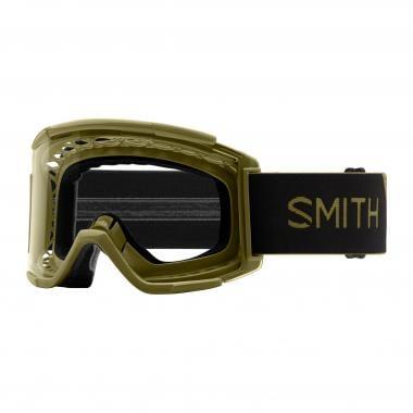 Masque SMITH SQUAD MTB XL Vert/Noir Écran Transparent