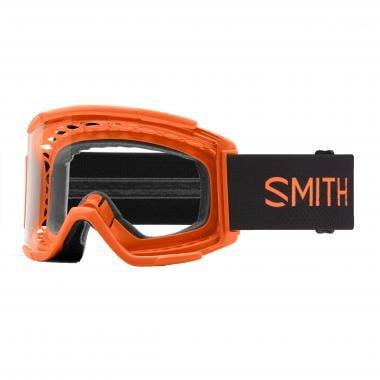 Masque SMITH SQUAD MTB XL Orange/Noir Écran Transparent 2021