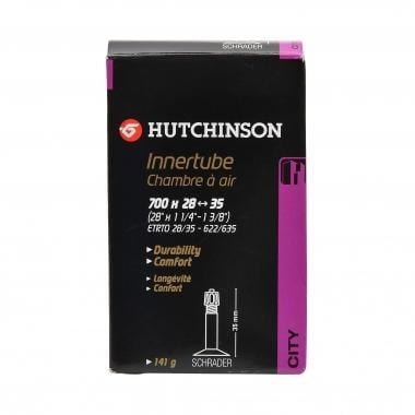 Chambre à Air HUTCHINSON STANDARD 700x28/35 Butyl Schrader 32 mm