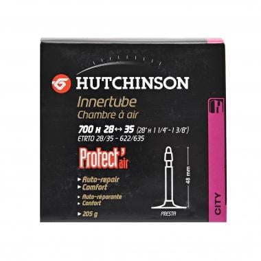 Câmara de Ar HUTCHINSON PROTECT'AIR 700x28/35 Butyl Presta 48 mm