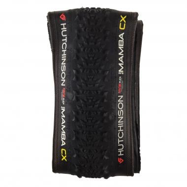 Pneu HUTCHINSON BLACK MAMBA CX 700x38c Protect'Air Max Tubeless Souple