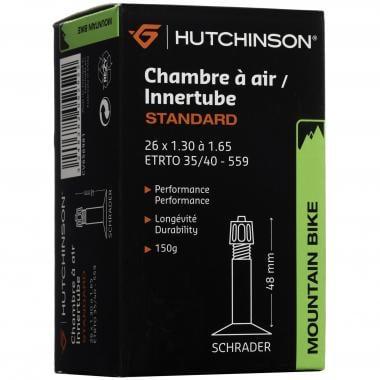 Chambre à Air HUTCHINSON STANDARD 26x1,30/1,65 Schrader 48 mm