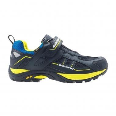 Zapatillas MTB GAERNE G.NEMY GORE-TEX Negro/Amarillo/Azul