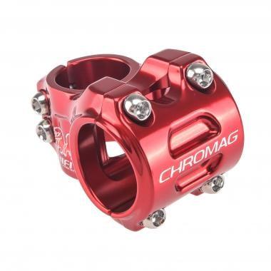 Potence CHROMAG HIFI V2 0° Ø 35 mm Rouge