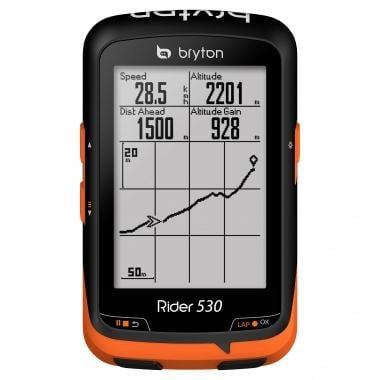 GPS BRYTON RIDER 530 C + Cadence