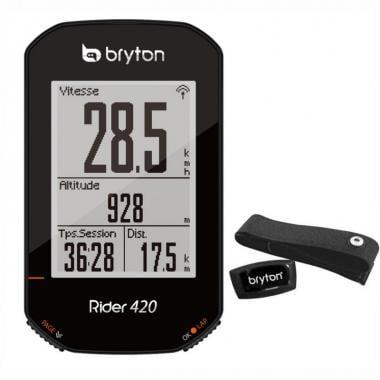 GPS BRYTON RIDER 420H + HRM