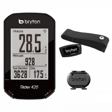 GPS BRYTON RIDER 420 T + HRM + Cadence
