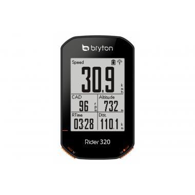 GPS BRYTON RIDER 320 T + HRM + CADENCE