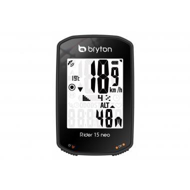 GPS BRYTON RIDER 15 NEO E avec Capteur de Cadence Bluetooth & ANT