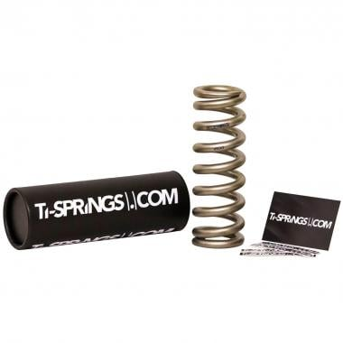 Mola de Amortecedor TI.SPRINGS TI 36,5 mm para FOX / CANE CREEK / BOS