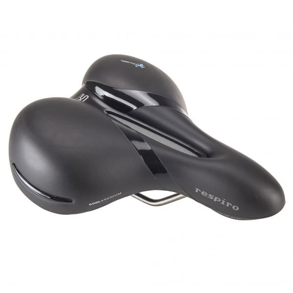 Relaxed Vélo-Selle //// Unisexe //// 256x227 mm Selle Royal Respiro Soft