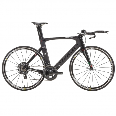Bicicleta de contrarreloj WILIER TRIESTINA TWIN BLADE Shimano Ultegra 6800 39/53 2016
