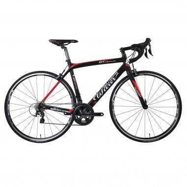 Bicicleta de Corrida WILIER TRIESTINA GTR Shimano Tiagra 4700 34/50 Preto/Vermelho 2016