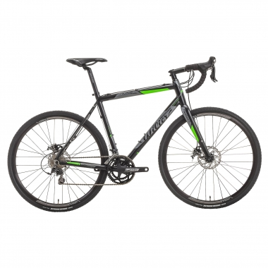 Bicicleta de ciclocross WILIER TRIESTINA CROSS ALU DISC Shimano 105 5700 34/48 2016