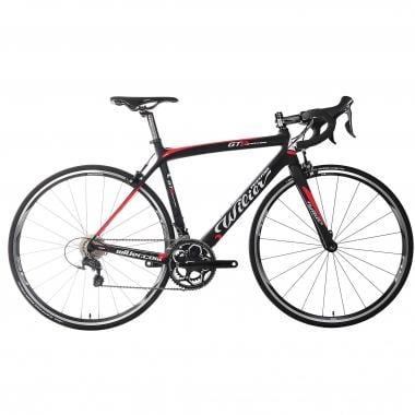 Bicicleta de carrera WILIER TRIESTINA GTR Shimano Ultegra 6800 34/50 Negro/Rojo 2016