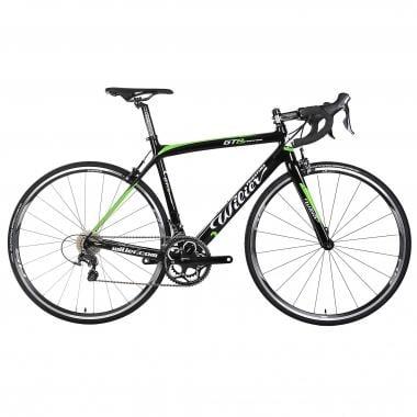 WILIER TRIESTINA GTW Road Bike Shimano Ultegra 6800 34/50 Black/Green 2016